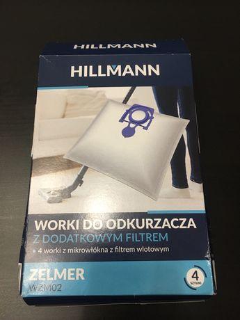 Worki do odkurzacza Hillmann