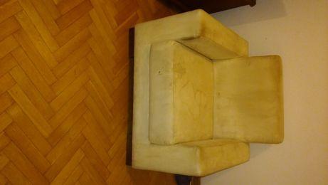 2 fotele + sofa