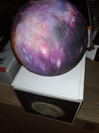 Настольний светильник ночник детский Magic 3D Moon Light