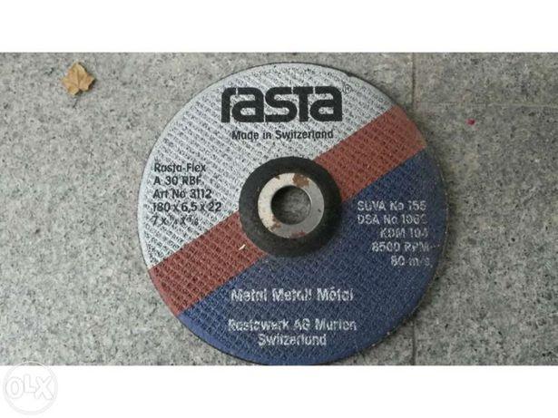 Discos de rebarbar Metal