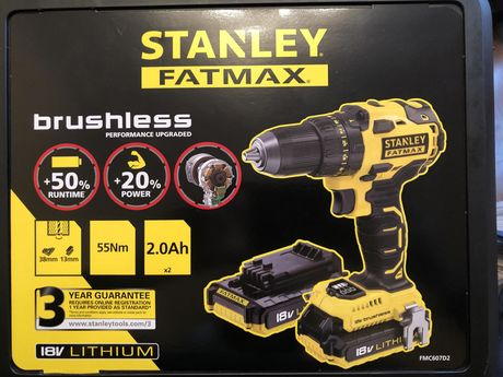 """Stanley FatMax FMC607D2 """"upgraded model"""""""