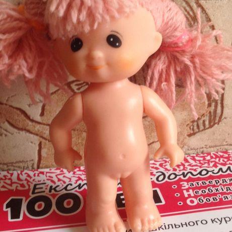 Кукла куколка винтаж Гонг Конг