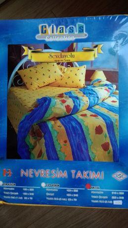 Постельное белье Bahar Class Collection, Турция. Размер - батал!