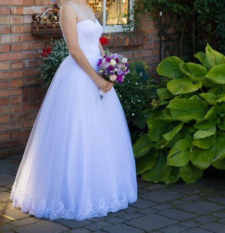 Suknia Ślubna Princesska