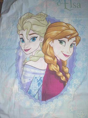 Пододеяльник Дисней Холодное Сердце Эльза и Анна