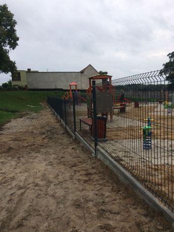 Ogrodzenie panelowe 3d. Panel ogrodzeniowy palisada