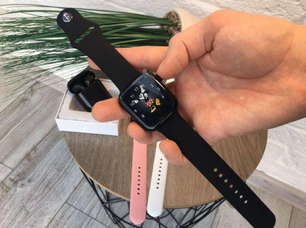 Класний бонус! Розумний годинник ORIGINAL Smart Watch 6 З навушниками!