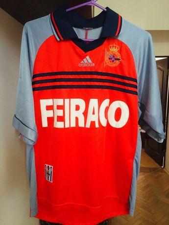 Vintage Adidas Deportivo La Coruna Football Shirt Jersey