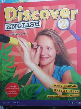 Discover English 2 podręcznik