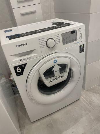 Samsung AddWash Eco bubble 6kg jak nowa