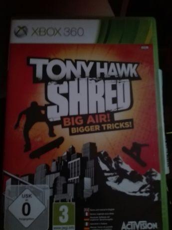 Zestaw gra i deska do gry Tony Hawk Shred