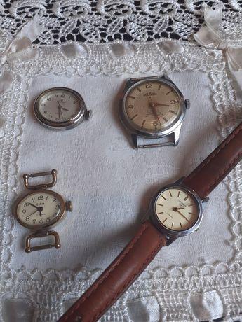 Cztery zegarki !!! Delbana, zaraz, romex, orient