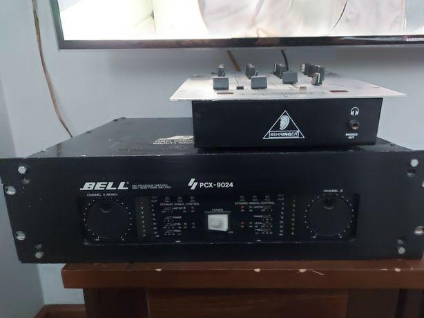 Końcówka mocy BELL PCX-9024