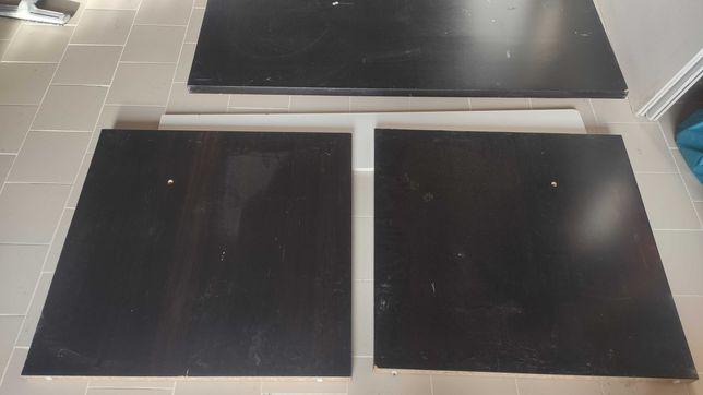 Mesa ikea mikael bancada de trabalho usada e com marcas