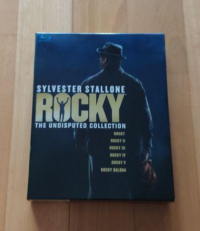 Coleção Rocky - Blu-ray