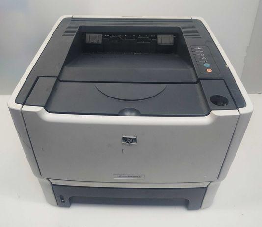 Лазерный принтер HP LaserJet P2015dn на запчасти