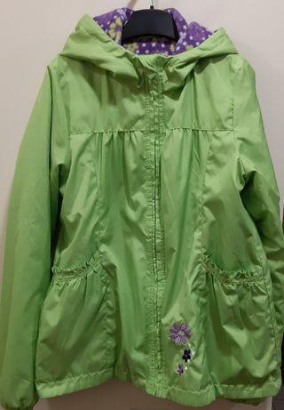 Куртка-ветровка на флисе London Fog размер 10-12 лет