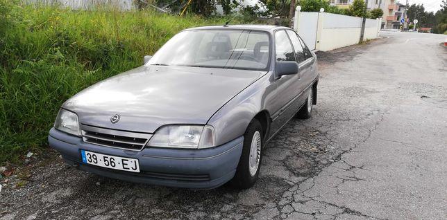 Opel Omega 1.8 Gasolina Ano 1988