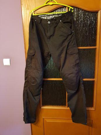 Spodnie motocyklowe Ozone bojówki roz M 32