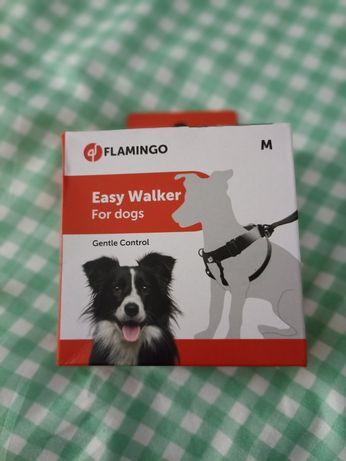 Peitoral de Treino para Cães Easy Walker (Preto - 31-39cm - M -