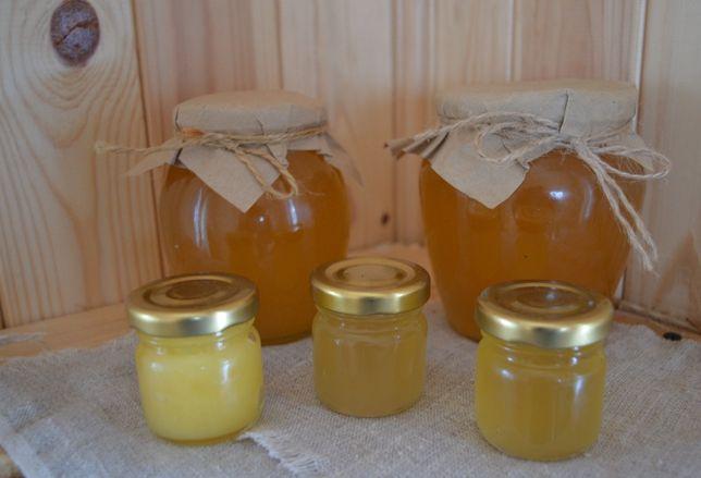 Натуральный фермерский мед своей пасеки Липа, Акация, Гречишный и др.
