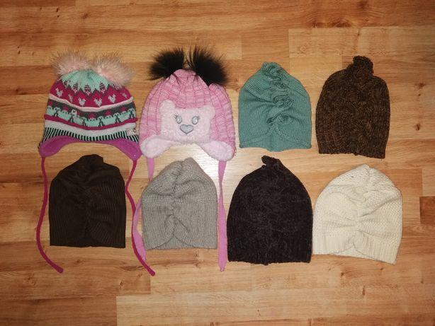 Czapki i turbany zimowe