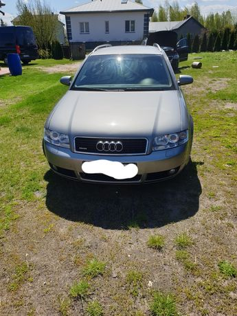 Audi a4 b6 1.8t 190km bex quattro zamiana