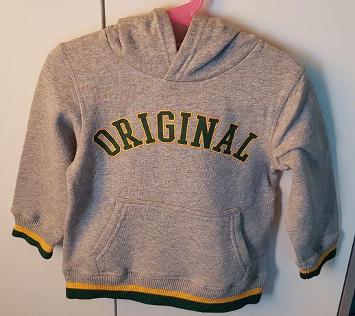 Bluza z kapturem H&M original NOWA rozmiar 98/104