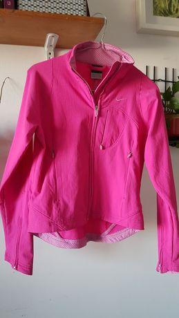 Sportowa kurtka Nike różowa xs