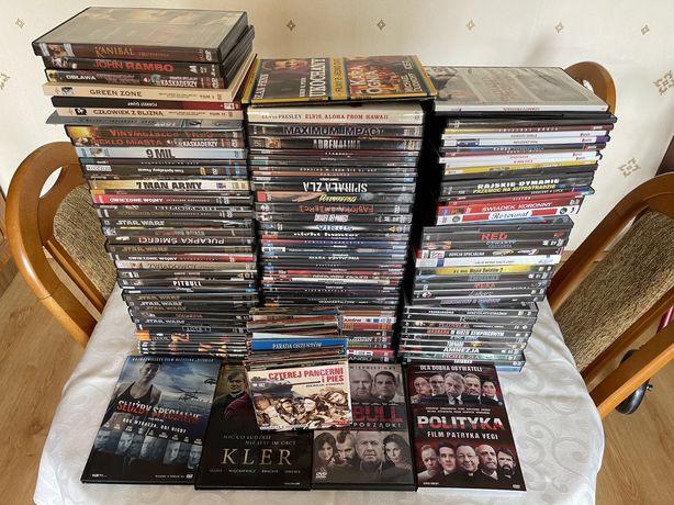 200 filmow dvd w bardzo dobrym stanie