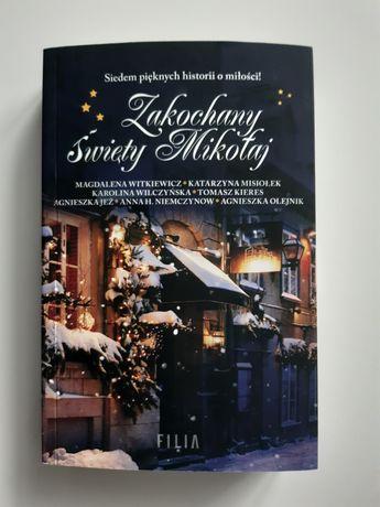 """M. Witkiewicz K. Wilczyńska i inni """"Zakochany Święty Mikołaj """""""