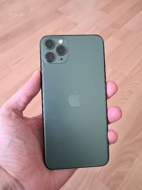 Продам Iphone 11 Pro Max 256 Green в идеальном состоянии