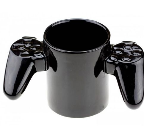 Чашка на подарок,кружка с ручками в виде игровых консолей,кружка