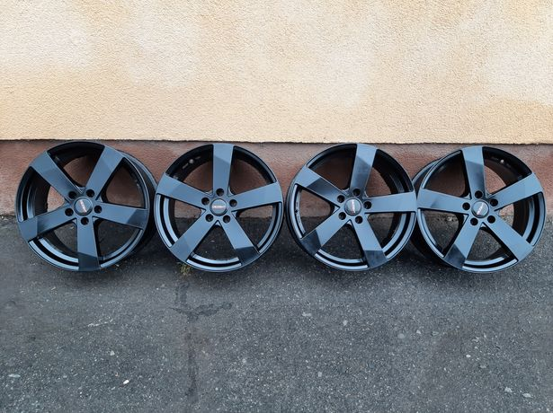 Диски Dezent R18 5x112 Audi, VW, Skoda