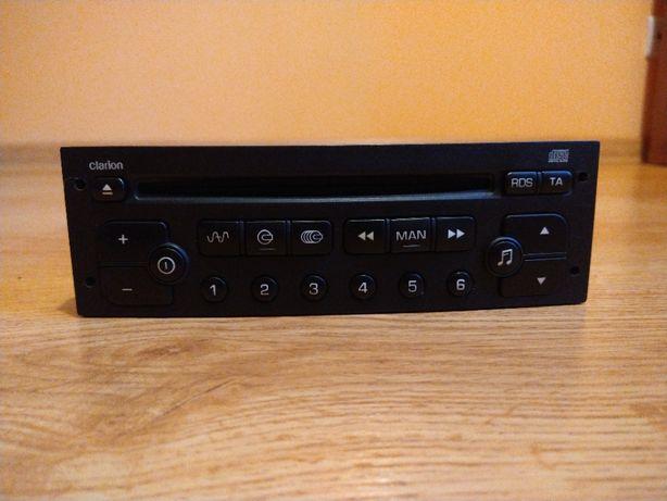 Radio odtwarzacz CD Peugeot 206/307 - Polecam!