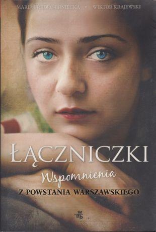 Łączniczki. Wspomnienia z Powstania Warszawskiego W. Krajewski