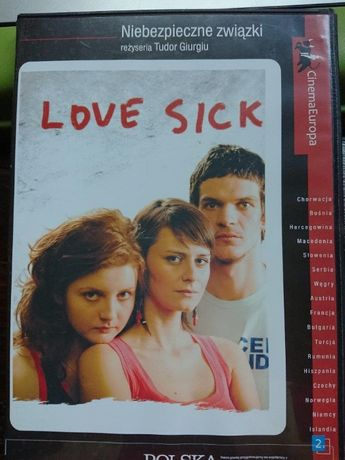 Cinema Europa: LOVE SICK na dvd