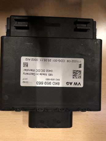 Audi a4 b8 2.0 tdi cjc стабилизатор напряжения напруги 8K0959663