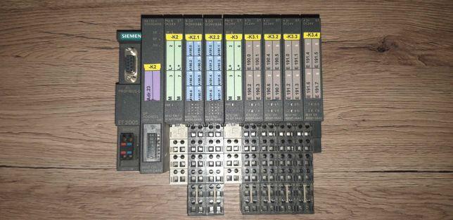 Siemens ET200S IM 151-1 6ES7-151-1AA05-0AB0 Profibus
