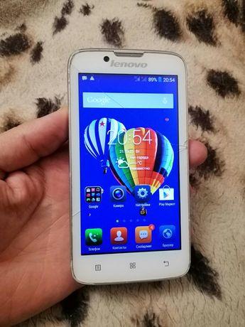 Телефон Смартфон Lenovo A328 White