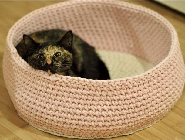 Legowisko dla kota psa, łóżko miejsce do spania