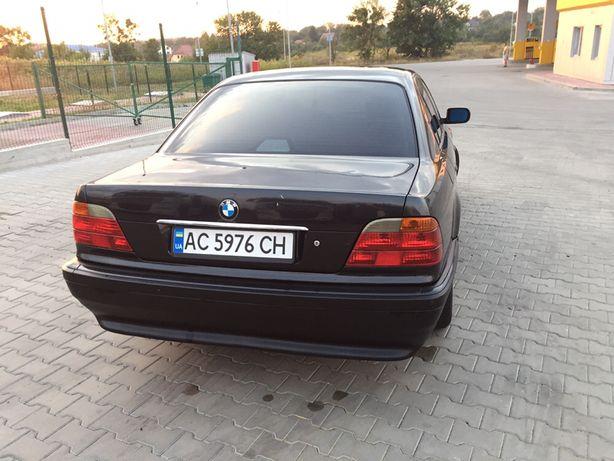 BMW 725 TDS терміново Чорний тонер Можливий обмін