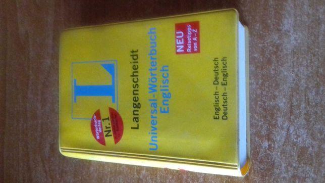 Słownik angielsko-niemiecki