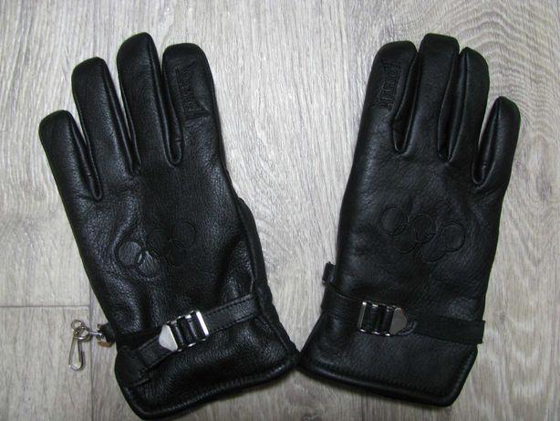 Кожаные перчатки Marker Размер М (7,5) Обхват ладони 20
