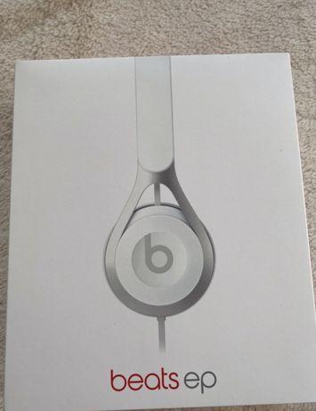 NOWE w pudelku słuchawki Beats EP białe