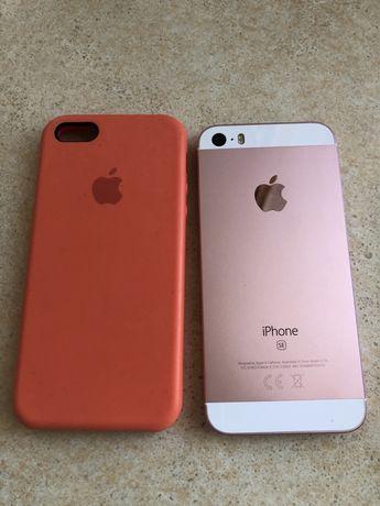 IPhone se 32g różowe złoto