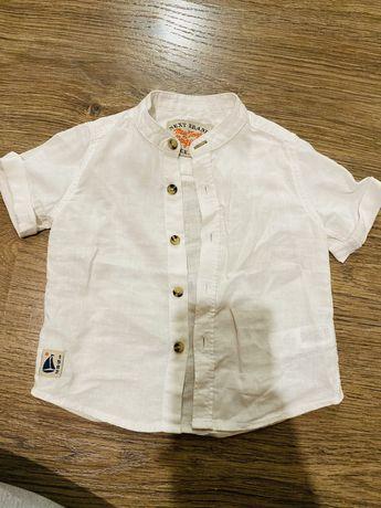 рубашка на хлопчика 9 міс