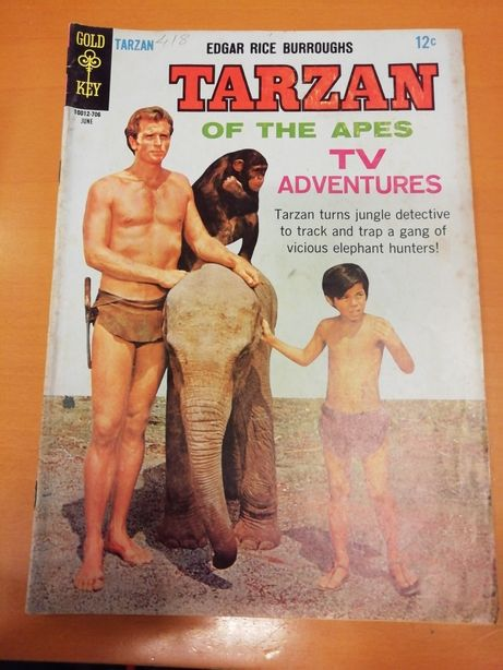 Tarzan of the Apes - Tv adventures