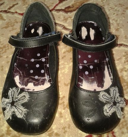 Босоножки туфли детские стелька 18 см.
