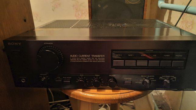 Усилитель Sony TA-F555ES 2х180w